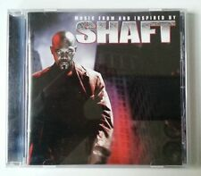 VARIOUS ARTISTS 'Music from and Inspired by Shaft' [73008-26080-2, CD, 2000]
