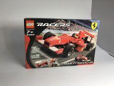 LEGO Racers Ferrari F1 Racer (8362) NIB NEW-Box Damage
