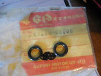NOS Suzuki OEM O Ring 09280-08006 QTY 2