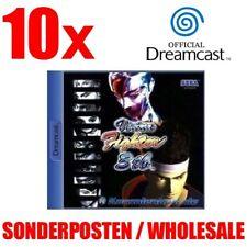 SEGA Dreamcast Spiel - 10 x Virtua Fighter 3tb SEALED NEU & OVP