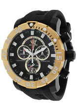 @NEW Invicta Sea Base Limited Edition Swiss Made Titanium Quartz 14254 Rubber