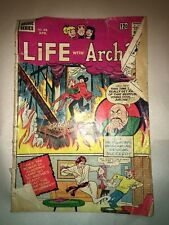 Archie Series Life with Archie No. 36 April 1965 - P192