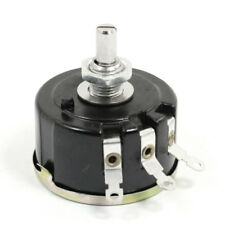 WX050 47 Ohm 5% 5W 6mm Rundwellen 3Pin Drahtgewickelt Variable Potentiometer