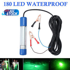 Underwater Fishing Light Boat Squid Fish Prawn Waterproof Lamp Lighting 12-24V