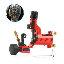 Red Rotary Tattoo Machine Guns Dragonfly Shader Liner for Kit Needle Ink NEW