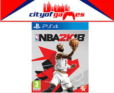 NBA 2K18 PS4 Game Brand New