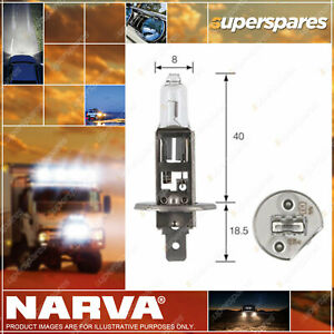 Narva H1 Halogen Globe 12 Volt 100W P14.5S 48350BL Premium Quality