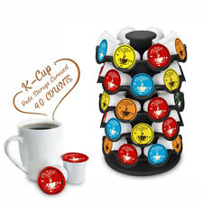 K Cup Carousel Coffee Pod Storage Holder Organizer 40 Holds