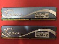 G.SKILL F2-6400CL5D-4GBPQ (4GB, PC2-6400 (DDR2-800), DDR2 SDRAM, 800 MHz 1.8-1.9