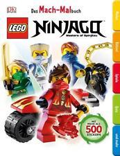 Das Mach-Malbuch. LEGO® NINJAGO® (2019, Taschenbuch)