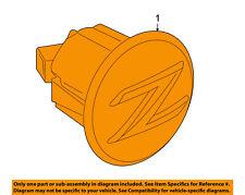 NISSAN OEM 09-16 370Z Side Fender Turn Signal Light-Repeater Left 261651EK0A