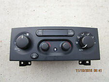 99- 03 JEEP GRAND CHEROKEE LIMITED LAREDO A/C HEATER CLIMATE CONTROL P55116885AB