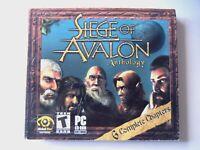 52155 - Siege Of Avalon Anthology [NEW / SEALED]  - PC (2003) Windows XP