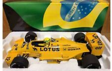 MINICHAMPS Lotus 1/18 Honda 99T 1987 F1 AYRTON SENNA RACING Car COLLECTION Model