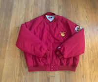 Minnesota Golden Gophers Vintage 90's Swingster Puffer Jacket Mens XXL Fits L/XL