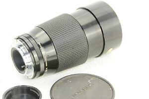 Vivitar Series 1 200mm f/3 für Minolta MD