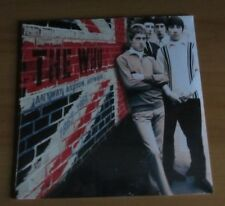 THE WHO ANYWAY, ANYHOW, ANYWHERE 1965-1968 RED VINYL LIMITED EDITION  SELALED