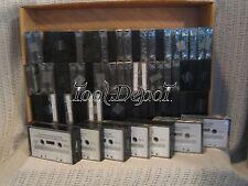 60 Amway Quixtar Wwdb tapes Wells Carroll Taba Alcott Covington Koka +