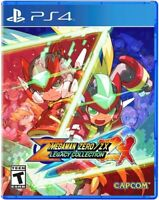 Mega Man Zero / Zx Legacy Collection ( PlayStation 4 / PS4 ) Brand new
