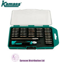 Kit de herramientas de precisión KAMASA & Bit Conjunto de 36 Piezas - 56050