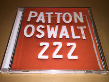 PATTON OSWALT rare CD 222 live & uncut comedy 2 disc set ATHENS GA 40 watt club