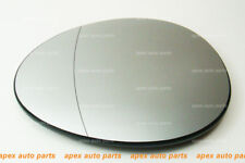 FOR BMW MINI MKII MK2 R55 R56 R57 MIRROR GLASS PLATE,HEATED,DRIVER SIDE-LEFT