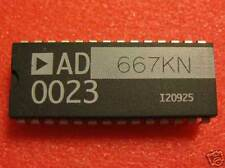 AD667KN, ANALOG DEVICES, D/A CONVERTER, VOLT/OUT, 1 EA.