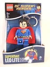 LEGO DC SUPER HEROES TORCH - CHOOSE YOUR DESIGN BRAND NEW BATMAN, SUPERMAN JOKER