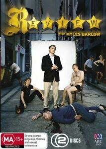 Review with Myles Barlow (DVD, 2008, 2-Disc Set, ABC)