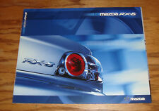 Original 2004 Mazda RX-8 Sales Brochure 04