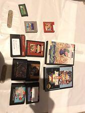 Sega Mega Drive  And Game Boy Games Job Lot !!!!