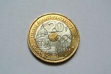 20 FRANCS PIERRE DE COUBERTIN 1894/1994 SPL