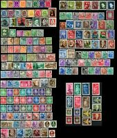 GERMANY Berlin DDR Deutsche Bundespost Postage Stamps Collection Mint LH Used
