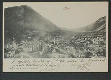 SWITZERLAND-SCHWEIZ 193-CHUR -1904(Undivided Back (c. 1901-1907)