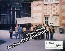 8 Photos 21.5x27.5cm (1976) LA GRANDE RÉCRÉ Préboist, Galabru, Roger Carel TBE