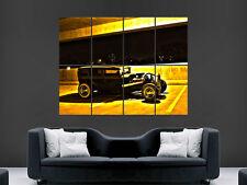 Cartel de máquina de coche Hot Rod Rat Rod Motor EE. UU. impresión de imagen imagen gigante