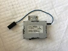 04-06 INFINITI G35 COUPE ANTENNA AMPLIFIER CONTROL MODULE CLARION EP1165DC OEM