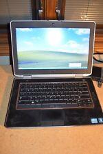 Dell Latitude E6420 Windows XP Pro Intel Quad Core i7-2670QM 2.4GHz 4GB 500GB