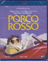 Blu-Ray Palanca Rojo Por Hayao Miyazaki Studio Ghibli Nuevo 1992