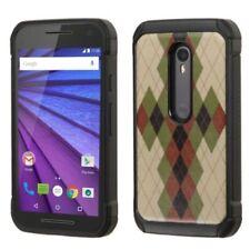 Fundas y carcasas color principal negro plástico para teléfonos móviles y PDAs Motorola