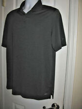 CHAMPION DUO-DRY MEN'S S/S GRAY PATTERNED GOLF POLO