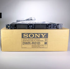NEW Sony DWR-R01D33 Digital Wireless Receiver for DWR-S01D / DWT-B01 Ch. 33-40