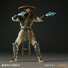 "Mortal Kombat X Raiden 6"" Figure Mezco"