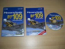 Messerschmitt BF109 PC CD Bf 109 Add-on X 2004 Sim Simulador De Vuelo Fsx FS2004