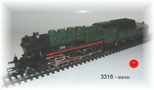 Märklin 3316  -   Dampflok Serie 25 der SNCB mit Wannentender Neu OVP