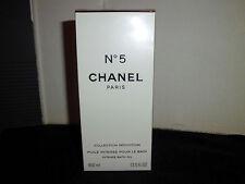 Chanel No.5 Huile Intense Bath Oil Ladies Fragrance 400ml/13.5oz Rare