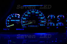 LED KIT for Silverado Tahoe Yukon SIERRA Suburban GMC 95-99 CHEVY CLUSTER Blue