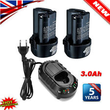For Makita BL1013 10.8 V Li-ion 3.0 Ah Battery or DC10WA Charger BL1014 DF030D