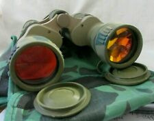 20 x 50 Camouflage Binoculars W/Ruby Lenses Bag & Built In Compass