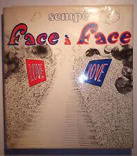 Face à face, Sempé, 1972